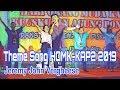 Theme Song HOMK-KAP2 2019 by Jeremy John Vergheese - Bandol 9-12/7/2019