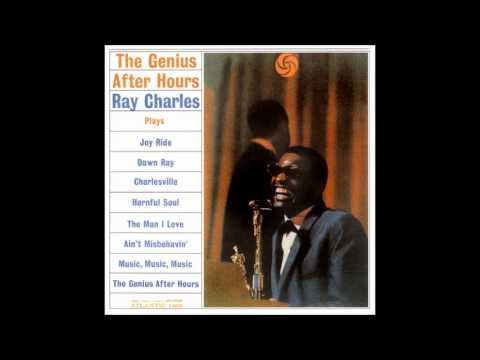Ray Charles - The Man I Love