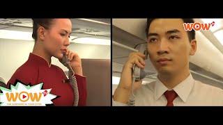 [WOW TV] - Giới thiệu công tác phòng chống dịch EBOLA của Vietnam Airlines