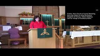 Sunday Service - October 10, 2021