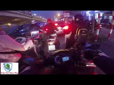 #Vlog 01:  Hướng dẫn đi xe côn tay khi tắc đường
