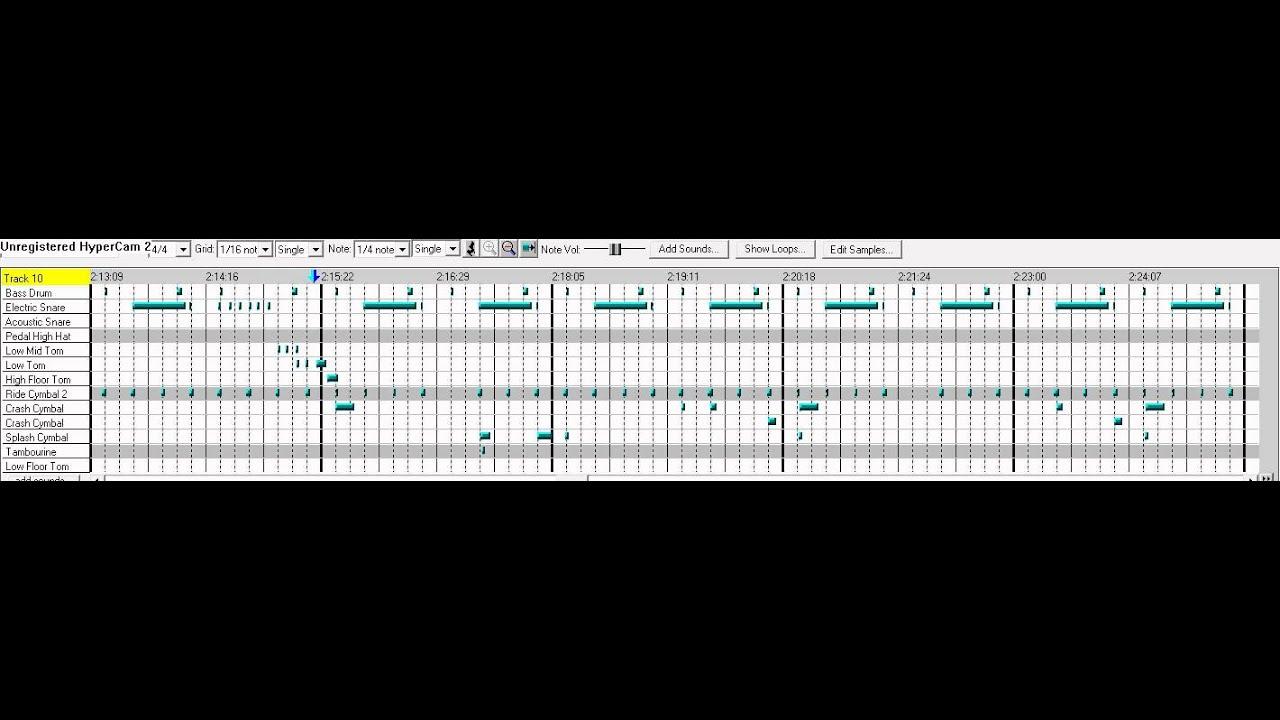 Kryptonite Drum Tab - YouTube