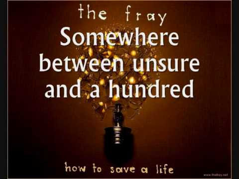 download how to save a life the fray