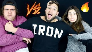 WHO KNOWS ME BETTER?! WIFE vs BROTHER)