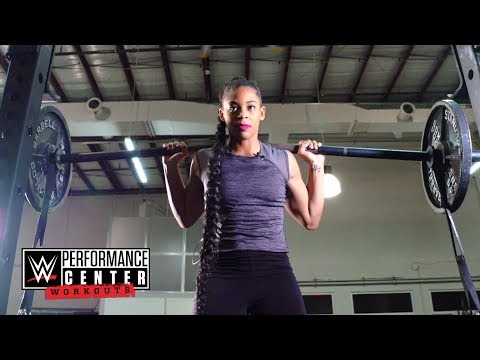 How Bianca Belair trains the strongest legs in NXT: WWE Perf
