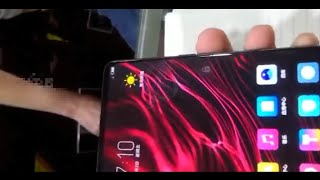 Nubia Z18s Hands On - Nubia Z18S Unboxing Video Leaked , Nubia Z18s Hands On Review