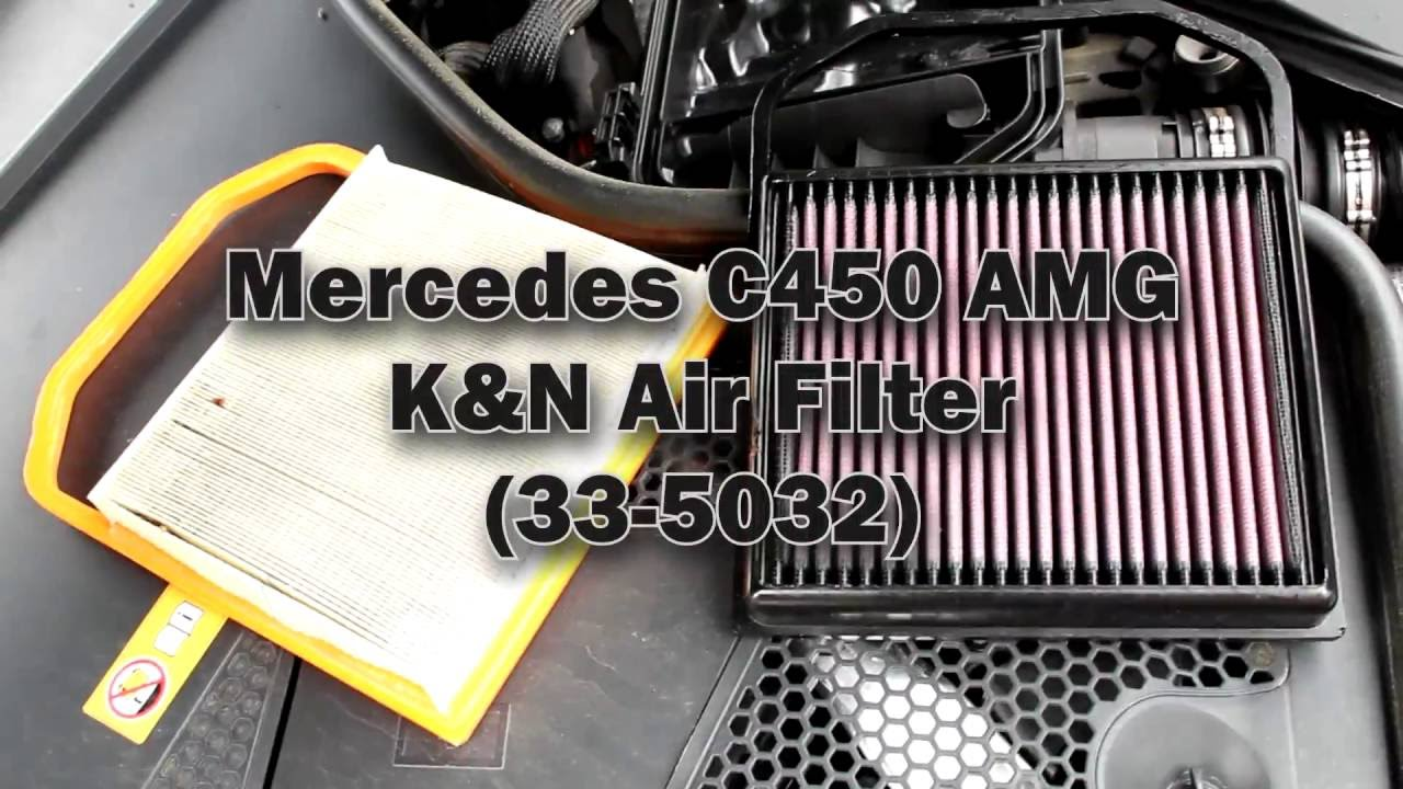 Luftfilter K/&N FILTERS