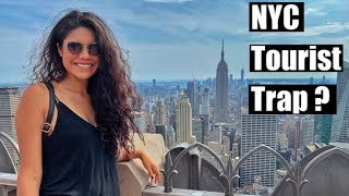 Top of the Rock - NYC Tourist Trap or Must Visit?  (New York Attraction Review)