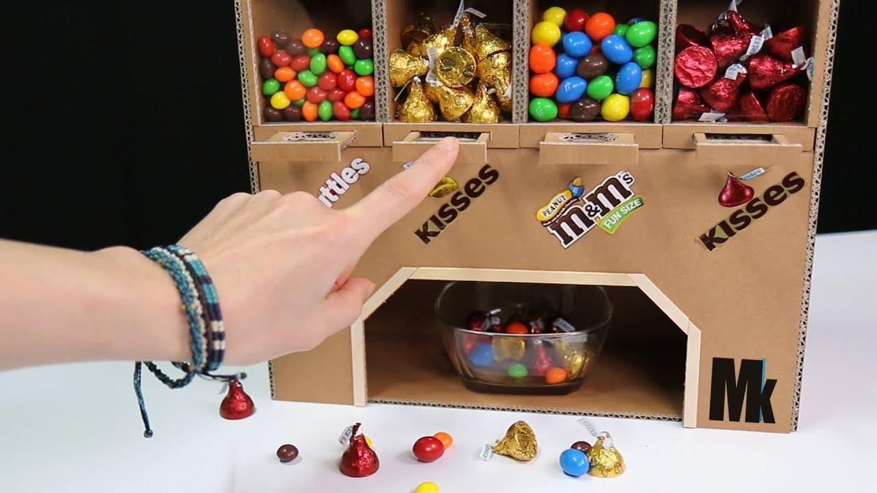 how to make chocolate m&