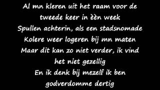 Lange Frans - Beloofd is beloofd Lyrics