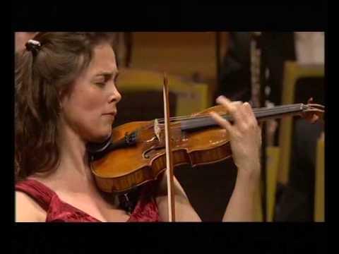 Bruch Violin Concerto pt 1 - Frederieke Saeijs