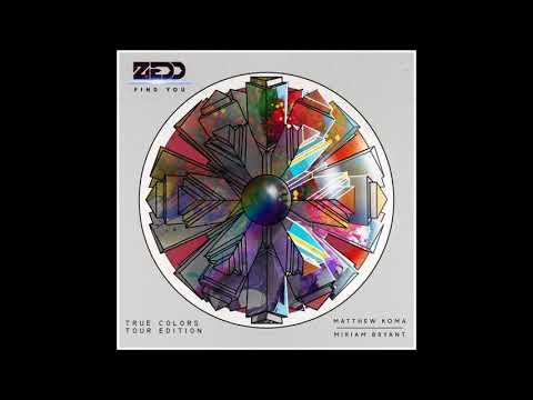 Zedd - Find You ft. Matthew Koma, Miriam Bryant (True Colors Tour Edition)