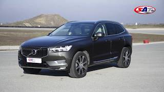 VOLVO XC60 - Road test by SAT TV Show