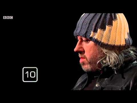 Badly Drawn Boy Celebrity Mastermind 2015 BBC One