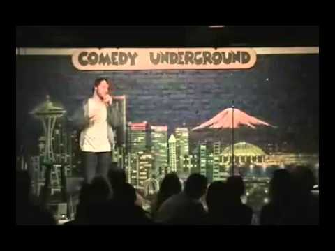 Rory Scovel -- Seattle Comedy Competition (1/2)
