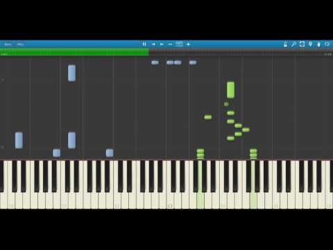 Nitro Fun - Final Boss (Synthesia)