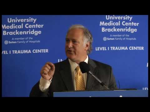 News Conference: New Seton Psychiatric Emergency Department To be Opened in Spring