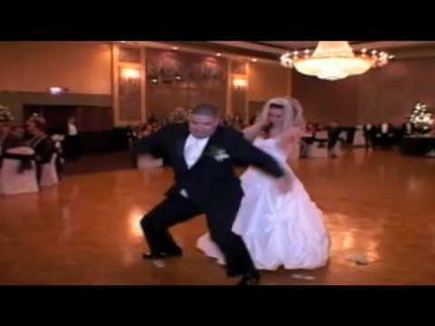 Funny First Wedding Dance You