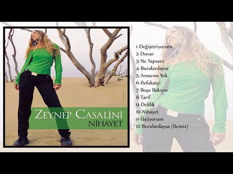 Zeynep Casalini - Buralardaysa mp3 indir