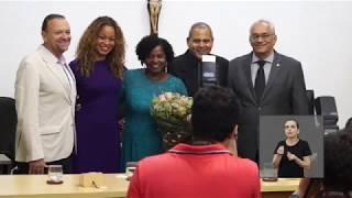 Jornal Acontece - Prêmio Heleieth Saffioti 2018