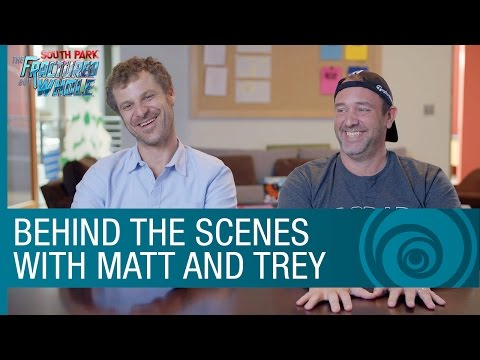 South Park: The Fractured But Whole Game – Go Behind The Scenes With Trey And Matt [NA]
