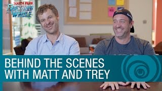 South Park: The Fractured But Whole Game – Go Behind the Scenes with Trey and Matt [US]