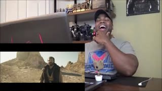 KENOBI (Fan Film) Final Trailer - REACTION!