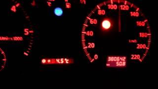 audi a4 b5 1 9 tdi 110ps acceleration 0 150km h