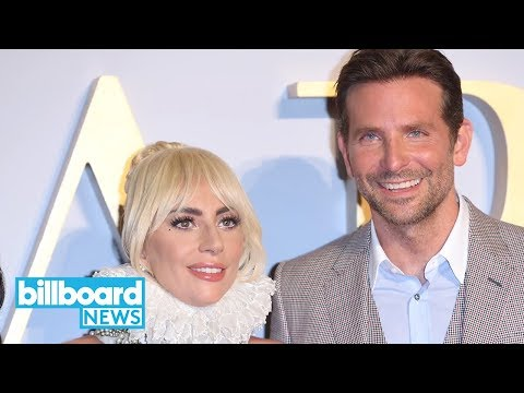 Lady Gaga & Bradley Cooper Top the Dance Club Songs Chart With 'Shallow' Remixes | Billboard News