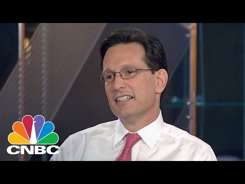 Eric Cantor: President Trump's Taxes 'A Win For The White House' | Squawk Box | CNBC