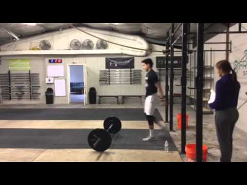 Michael Munoz CrossFit Open 15.2