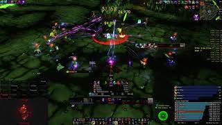 [Speed Kill] Encore vs Mythic Iron Reaver - Atroxe (Affliction) PoV (18s)