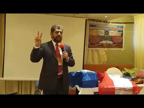 People of Kings Heart-Message by Missionary Prathibha Rao/Abu Dhabi Apostolic Church/UAE/18.8.2017