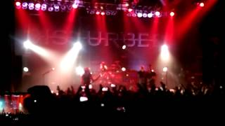 Disturbed - Live @ HOB Chicago 08-22-15 - Ten Thousand Fists