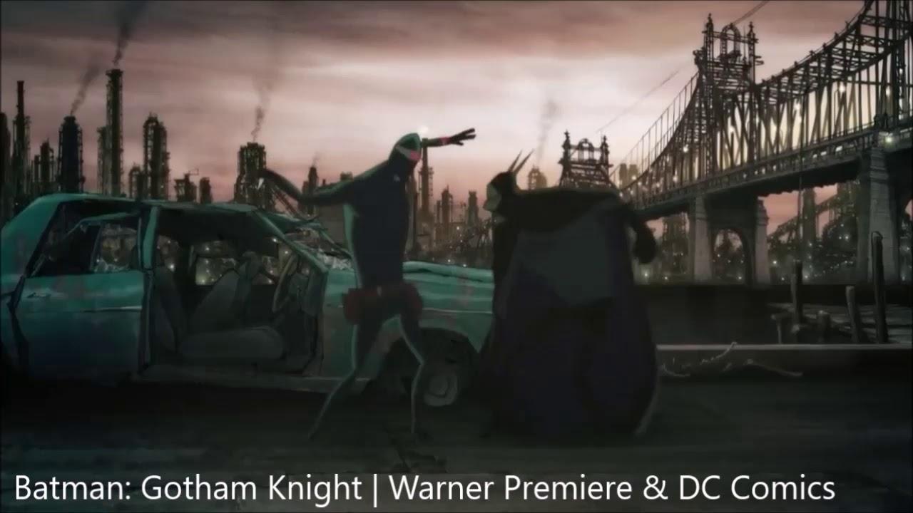 Download Batman Gotham Knight Fight Scenes