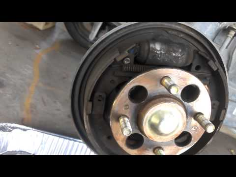 How to Fix Your Brake Squeak (when pedal releases)