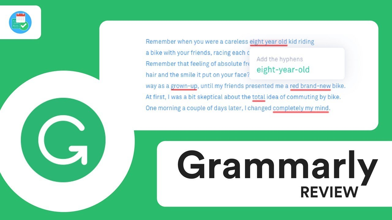 Plugin Chrome Grammarly