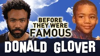 DONALD GLOVER | BeforeThey Were Famous | This Is America