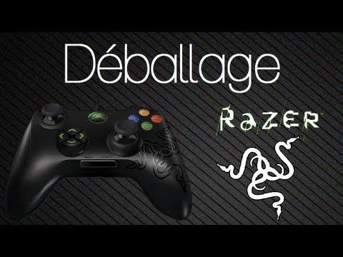 razer-onza-tournament-edition-déballage-français