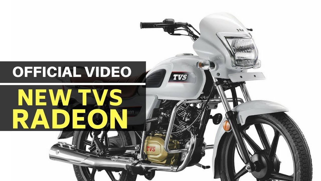 Tvs Radeon 110 Official Commercial Video Youtube
