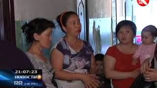 КТК - В Алматы больная женщина ночует в коридоре у дверей родной дочери
