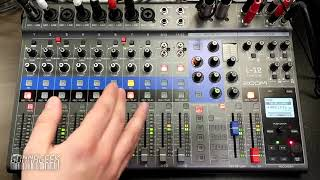 ONE YEAR OF USE: Zoom LiveTrak L-12 Digital Mixer / Recorder Follow-Up Walk-Through