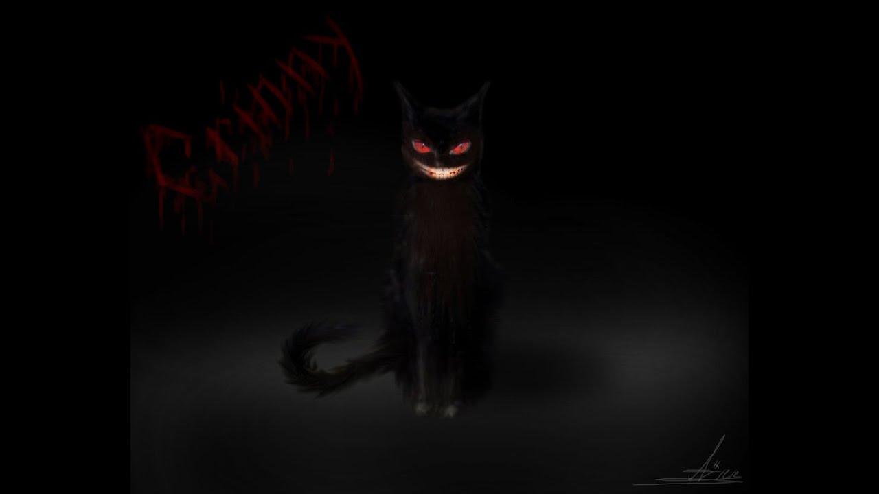Creepypasta Cheshire Cat