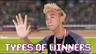 9 Types Of Winners