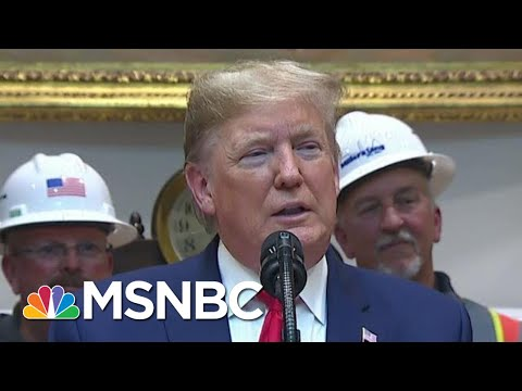 What Happens When Trump Goes Off Prompter | The Last Word | MSNBC