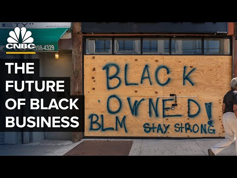 Why Black-Owned Businesses Don't Survive