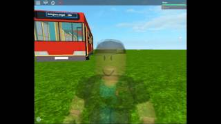 Roblox Plaxton Pointer ct plus fleet DP1 is for route 394