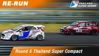 Thailand Super Compact : Round 5 @Chang International Circuit