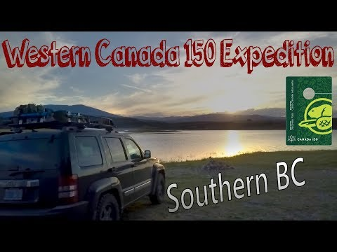 Southern BC - Western Canada 150 Expedition - [Part 7/8]