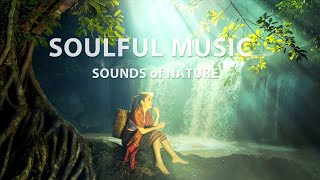 Music of nature. Sounds of nature. Soulful music